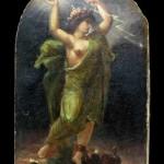 Narcisse DIAZ DE LA PENA (1807-1876), Figure allégorique